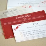 Vineyard Wedding, wine stain theme