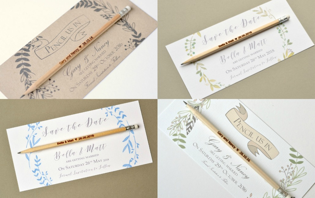 Creating wedding stationery as unique as you junglespirit