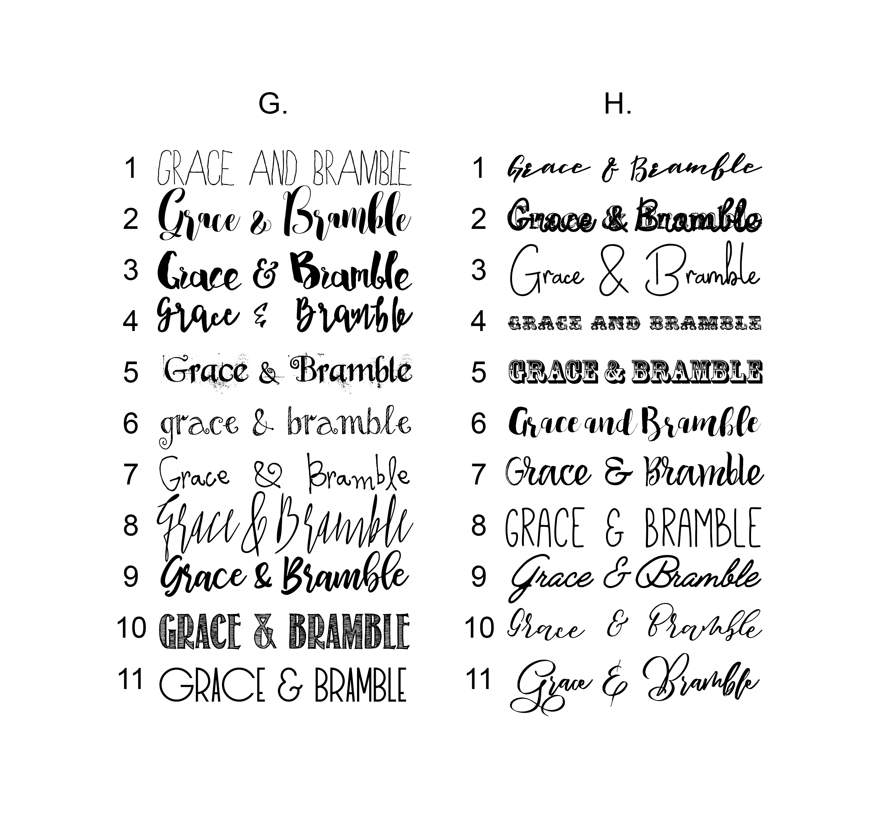 Best Fonts For Wedding Invitations: 120 Best Wedding Stationery Fonts